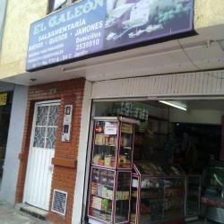 El Galeon Salsamentaria en Bogotá