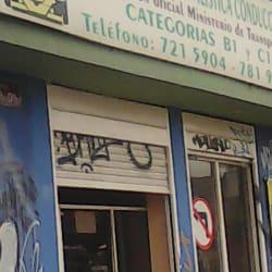 Enseñanza automovilista conduccion en Bogotá