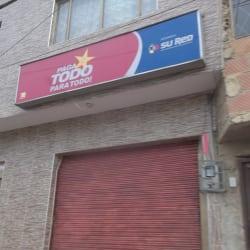 Paga Todo Para Todo Transversal 73B con 62 en Bogotá