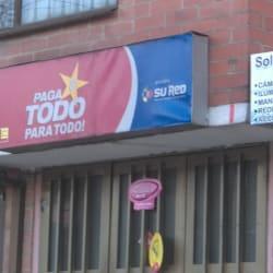 Paga Todo Para Todo Calle 45 con 72N en Bogotá