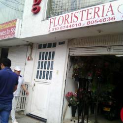 Floristeria Carrera 59 en Bogotá