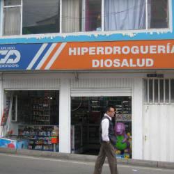 Hiperdroguería Diosalud en Bogotá
