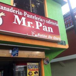 Mr. Pan  en Bogotá