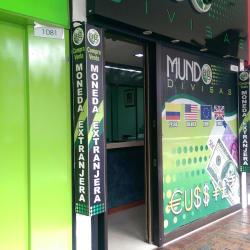 Mundo AG Divisas en Bogotá