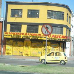 Almacenes Ratorcol en Bogotá