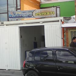Lavaseco La Lavanderia en Bogotá