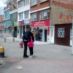 Cigarreria super Valle L.J en Bogotá