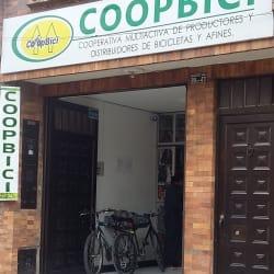 Coopbici en Bogotá