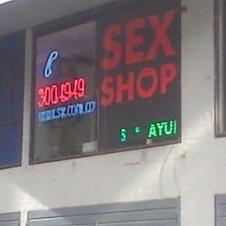 Sex Shop Cereza y Melón en Bogotá