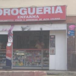 Droguería enfarma en Bogotá