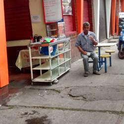 El fogón santandereano en Bogotá