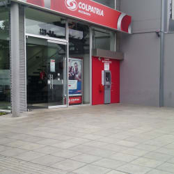 Cajero Colpatria Avenida Las Villas en Bogotá