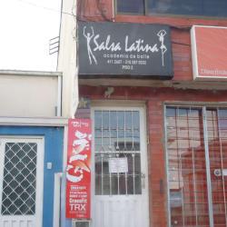 Salsa Latina Academia de Baile en Bogotá