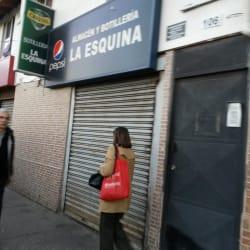Almacén y Botillería La Esquina en Santiago