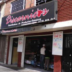 Discarnicos Carrera 70 en Bogotá