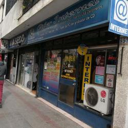 Ciber Internet  en Santiago