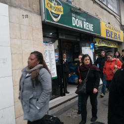 Restaurant Don René en Santiago