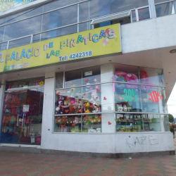 El Palacio de Piñaticas Las en Bogotá