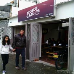 Kuku Lakus Pizza en Bogotá