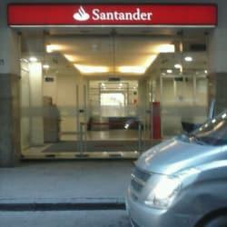 Banco Santander- Matias Cousiño en Santiago