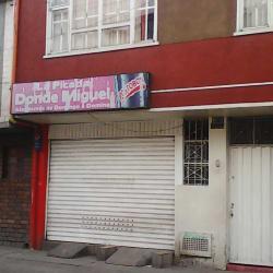 La Picada Donde Miguel en Bogotá