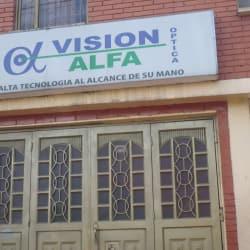 Vision Alfa en Bogotá