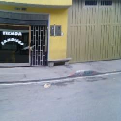 Tienda San Diego en Bogotá