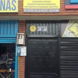 Dotainbog en Bogotá
