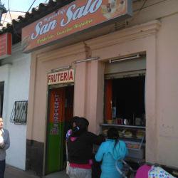 Pizzería Café San Saló en Bogotá