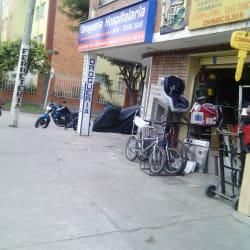 Drogueria Hospitalaria Sub Total SAS en Bogotá