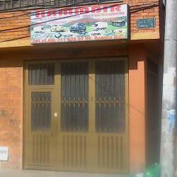 Hammbir en Bogotá
