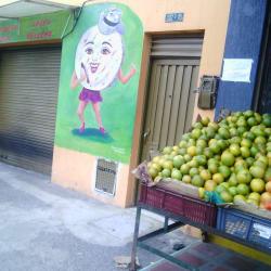 Hamburguesa al Carbon Arepa Rellena en Bogotá