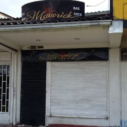 Bar Rock Maverick en Bogotá