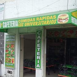 Cafeteria Los Universitarios en Bogotá