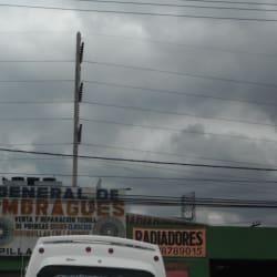 General de Embragues en Bogotá
