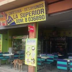 Cafeteria La Superior en Bogotá