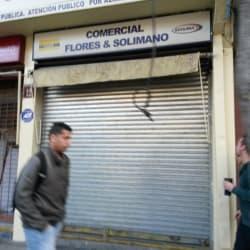 Comercial Flores & Solimano en Santiago