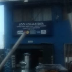 Hojalateria en Cobre GS en Santiago