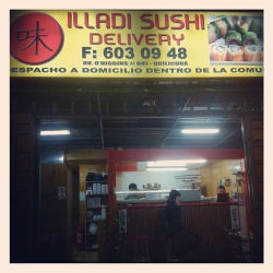 Illadi Sushi - Quilicura en Santiago