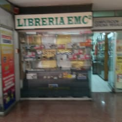 Librería EMC2 en Santiago