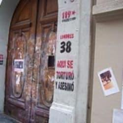 Londres 38 Espacio de memorias en Santiago