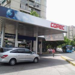 Estación de Servicio Copec - Providencia / Huelén  en Santiago