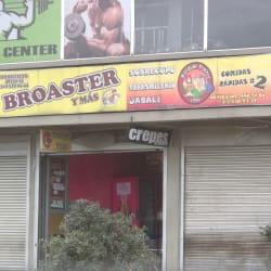 Broaster y mas en Bogotá