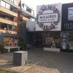 Librería Milaires en Santiago