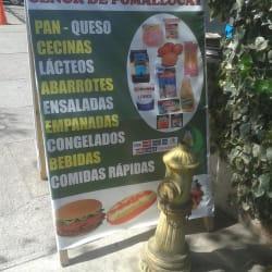 Minimarket Luna Señor de Pomallucay en Santiago