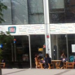 Minimarket Sal de Tiendas en Santiago