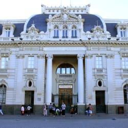 Museo Postal y Telegráfico en Santiago