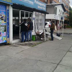 Peluqueria Antonio Stylo en Bogotá