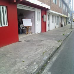 Restaurante Calle 128C en Bogotá