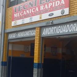 Tecniejes en Bogotá